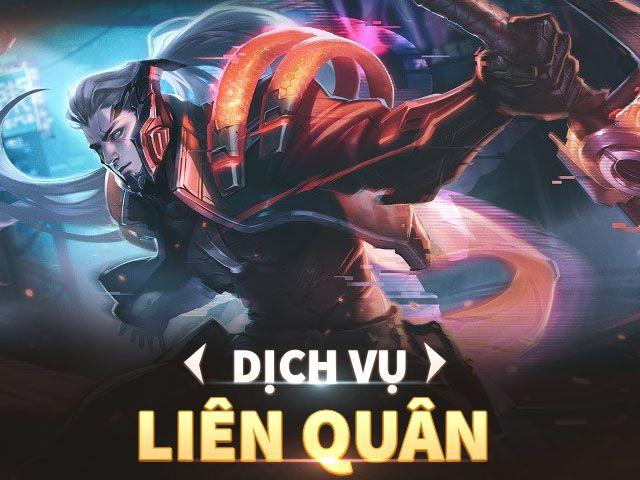 Use Of Lien Quan Acc